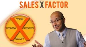 Sales X Factor